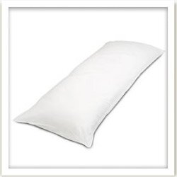 Comforel Cotton Body Pillow by Downright Reviews