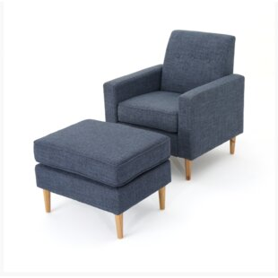 How To Pick The Right Wachtel Mid Century Club Chair And Ottoman ByGeorge  Oliver For Your House