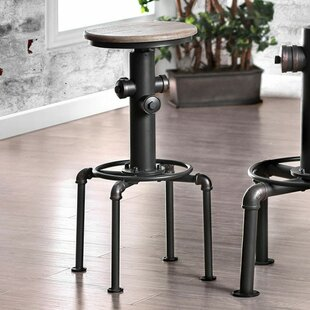 Skelmersdale Natural 30 Bar Stool Williston Forge