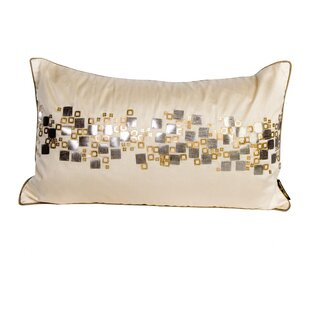 pillows trendy beads ruby zazzle throw com bling gold pillow silver and