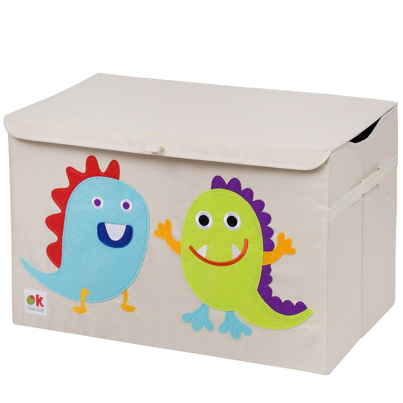 Olive Kids Monster Toy Box