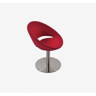 Elston Swivel Upholstered Dining Chair Orren Ellis
