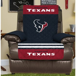 NFL Recliner Slipcover & Houston Texans Youu0027ll Love | Wayfair