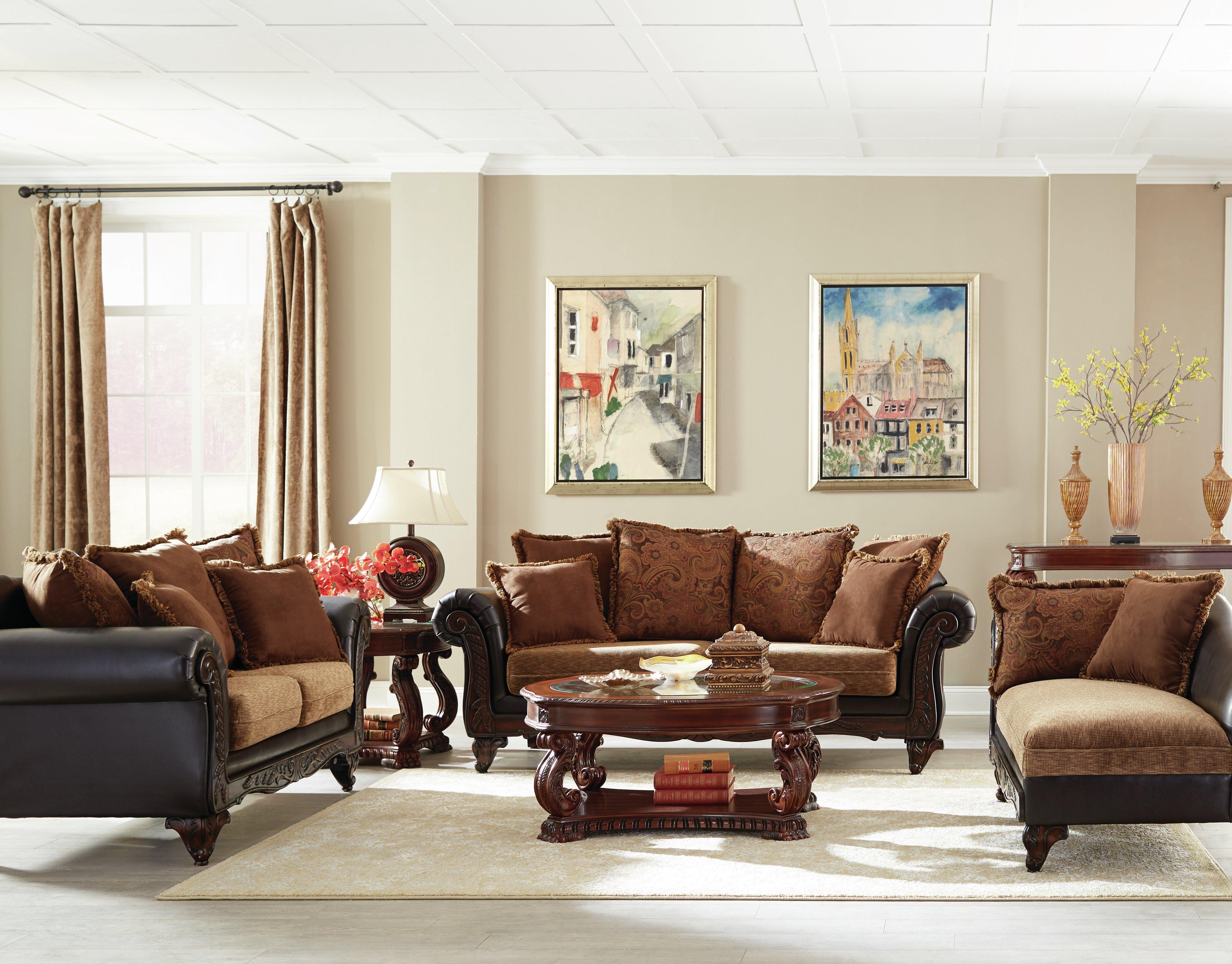 Astoria grand marmont configurable living room set wayfair