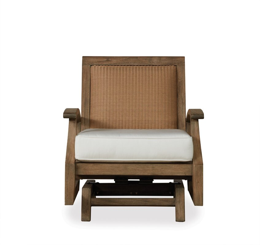 Wildwood Spring Rocker Patio Chair
