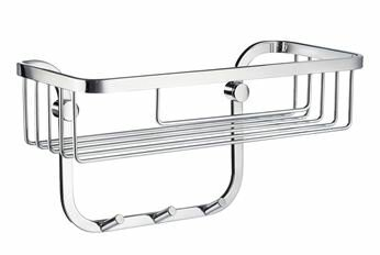 Wall Mounted Shower Caddy And Two Tier Levels Also Square Rack Source ·  Default Name