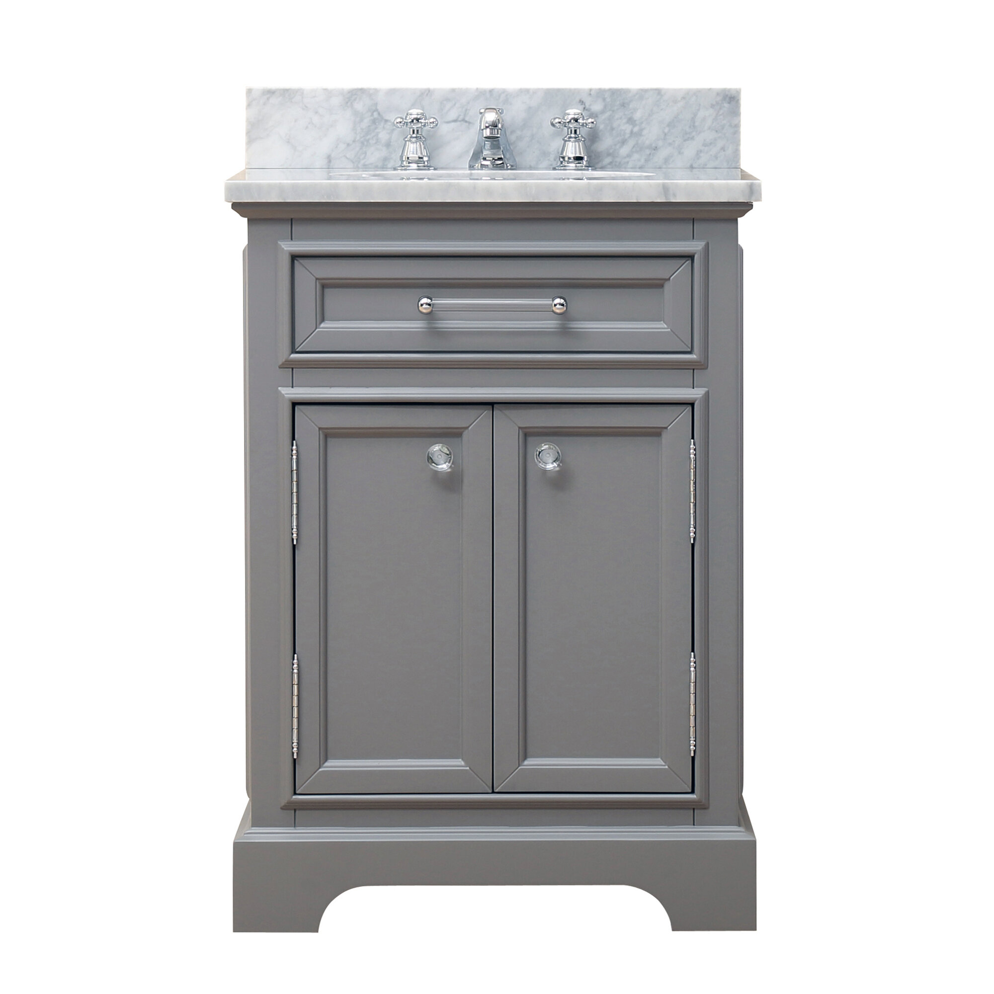 24 Inch Solid Wood Bathroom Vanities You Ll Love In 2021 Wayfair