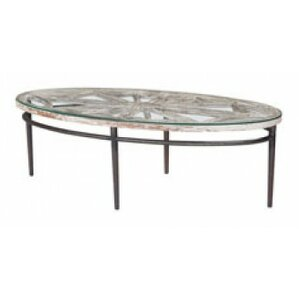 Morgana Oval Coffee Table by Bungalow Rose