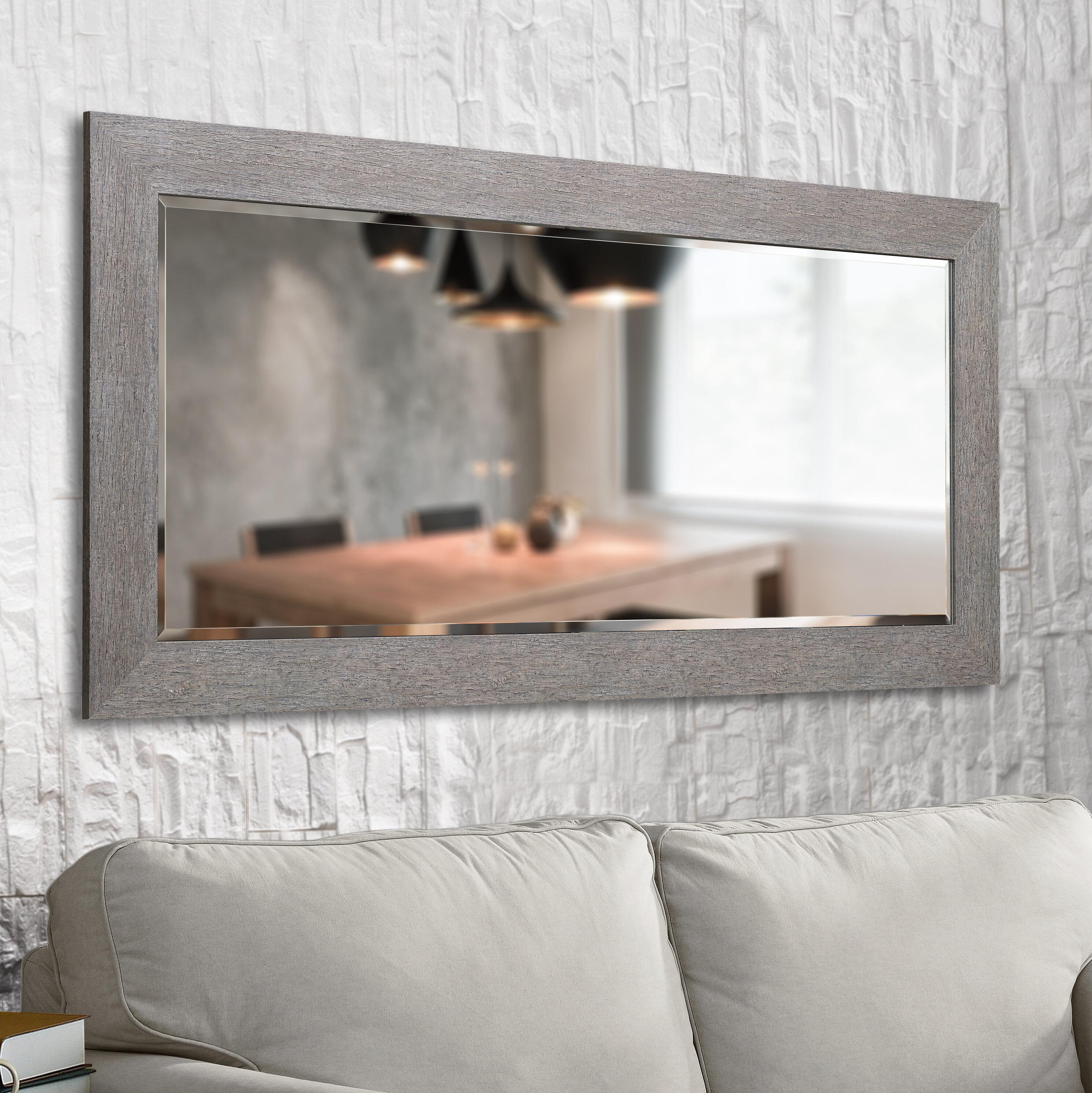 Sommers Beveled Full Length Mirror