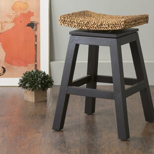Kyree Swivel Bar Stool Mistana