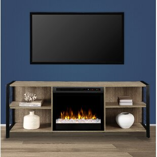 Toussaint TV Stand for TVs up to 60 with Fireplace