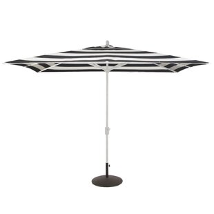 Centers Elastic 10' x 6.5' Rectangular Market Umbrella