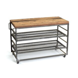 Mandan Bar Cart