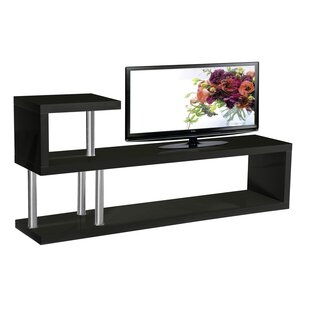 Hollow TV Stand for TVs up to 70 by BestMasterFurniture