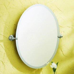 Read Reviews Sage Tilting Bathroom/Vanity Mirror By Moen