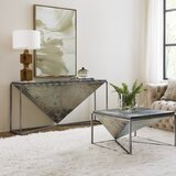 Princess Cut 2 Piece Coffee Table Set by Hooker Furniture
