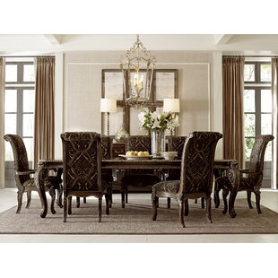 Hepburn Extendable Dining Table Astoria Grand