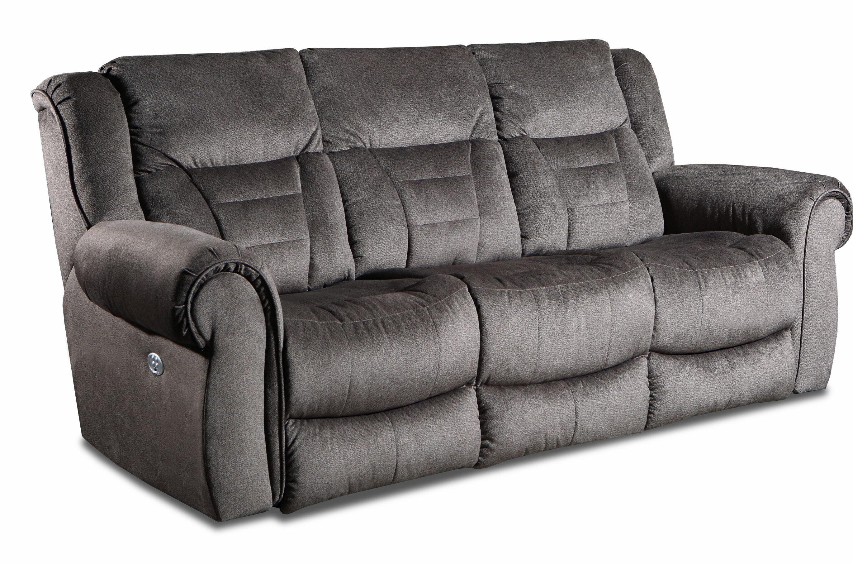 Southern Motion Titan Double Reclining Sofa Wayfair