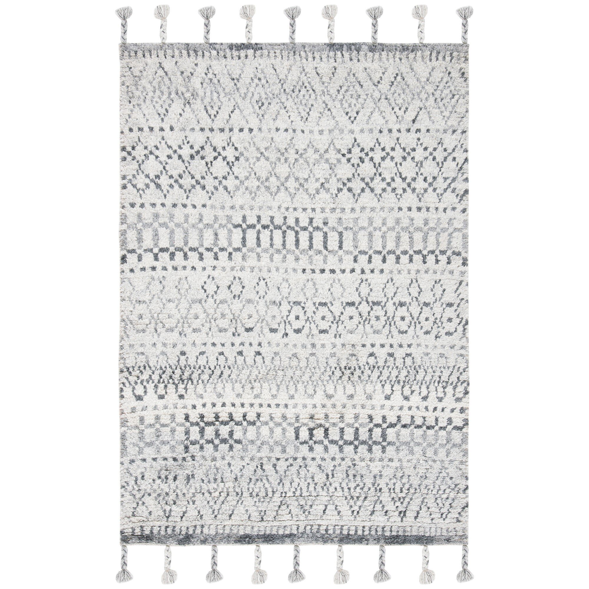 Knotted Bungalow Rose Area Rugs You Ll Love In 2021 Wayfair