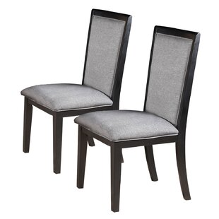Gabriel Side Chair (Set Of 2) by Latitude Run 2019 Coupon