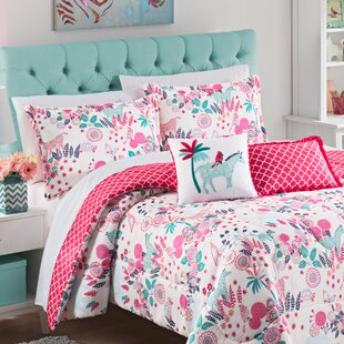 Reverie 3 Piece Reversible Comforter Set