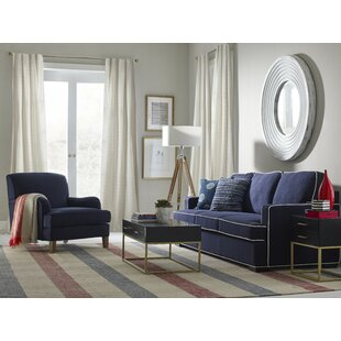 Compare & Buy Cardiff Configurable Living Room Set by Tommy Hilfiger Reviews (2019) & Buyer's Guide