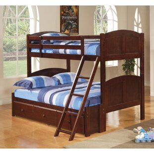Barneveld Bunk Bed with Drawers