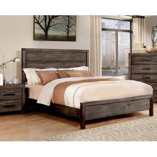 Affordable Price Pettigrew Panel Bed ByGracie Oaks