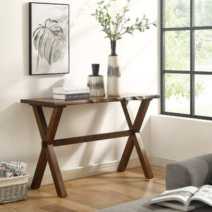 Southwood Live Edge Console Table by Union Rustic