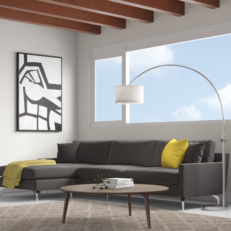 Fantastic Clara Reversible Modular Sectional Creativecarmelina Interior Chair Design Creativecarmelinacom