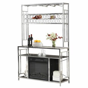 Locascio Bar with Wine Storage by Latitude Run