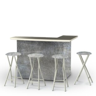 Errol 5-Piece Bar Set