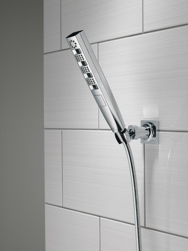 Universal Showering Components Multi Function Hand Shower with ...