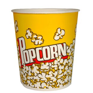 Popcorn Bucket (Set of 100) by Paragon International