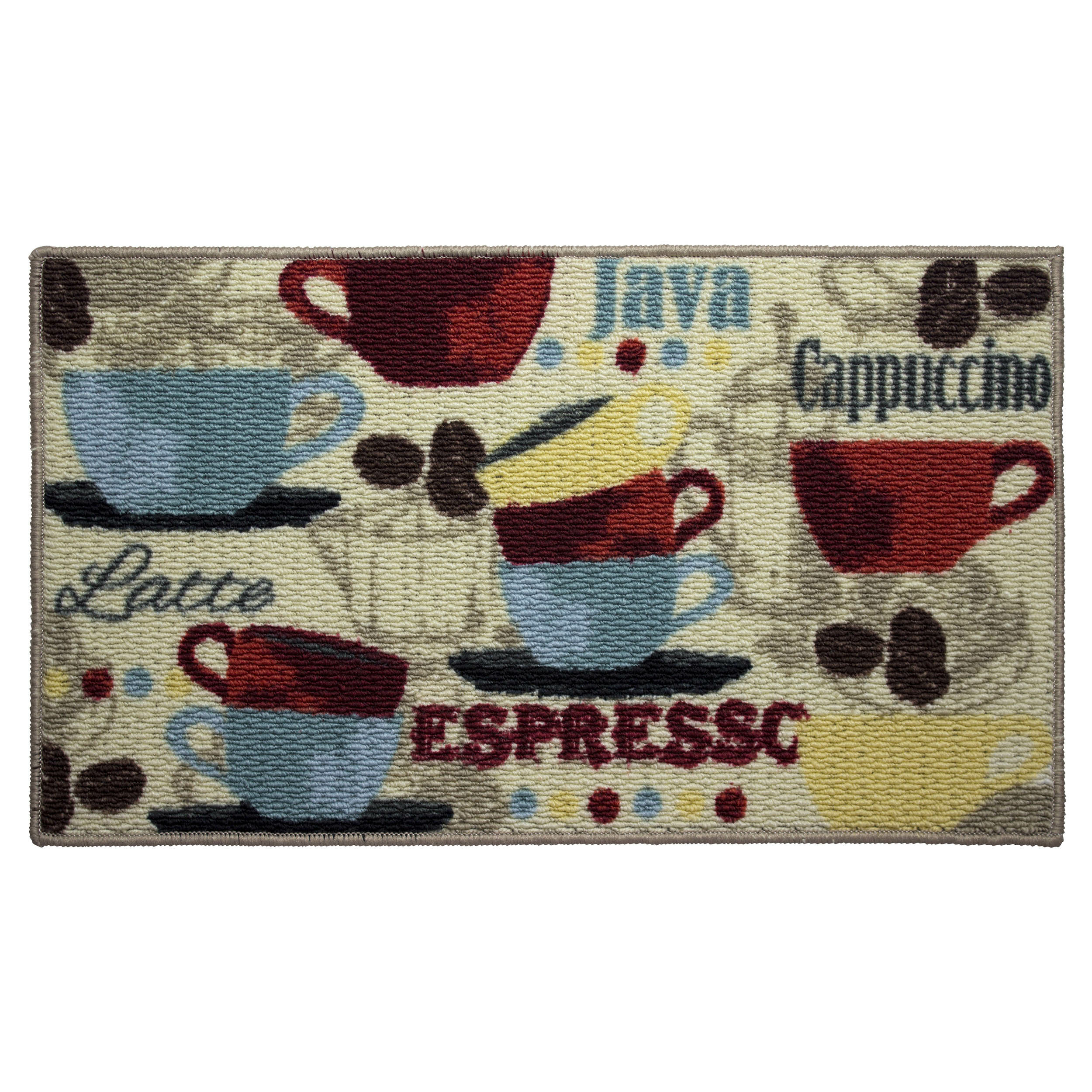 Structures Textured Loop Coffee Kitchen Area Rug & Reviews