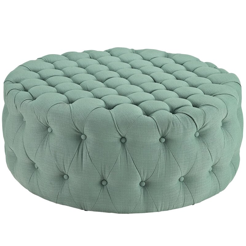 Fantastic Kenedy Tufted Cocktail Ottoman Ocoug Best Dining Table And Chair Ideas Images Ocougorg