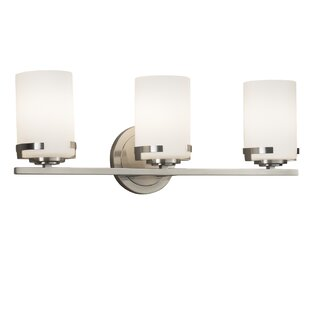 Affordable Price Luzerne 3-Light LED Vanity Light By Brayden Studio