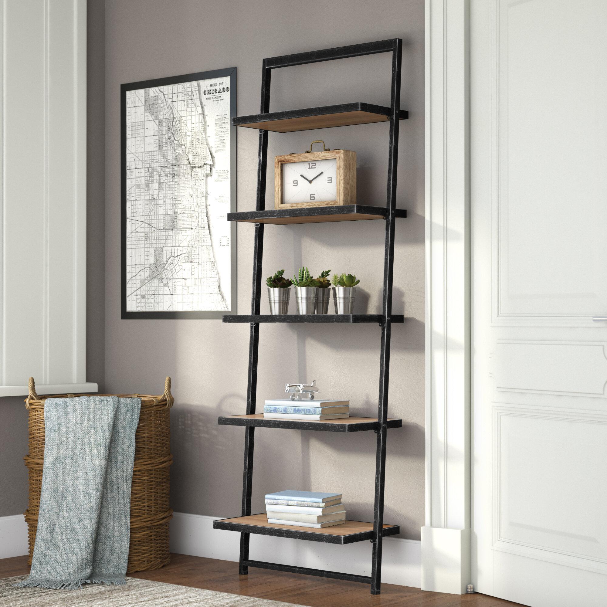 Harva Ladder Bookcase