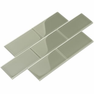 3 X 6 Gl Subway Tile In Light Gray