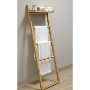 Find The Perfect Wood Towel Stands | Wayfair
