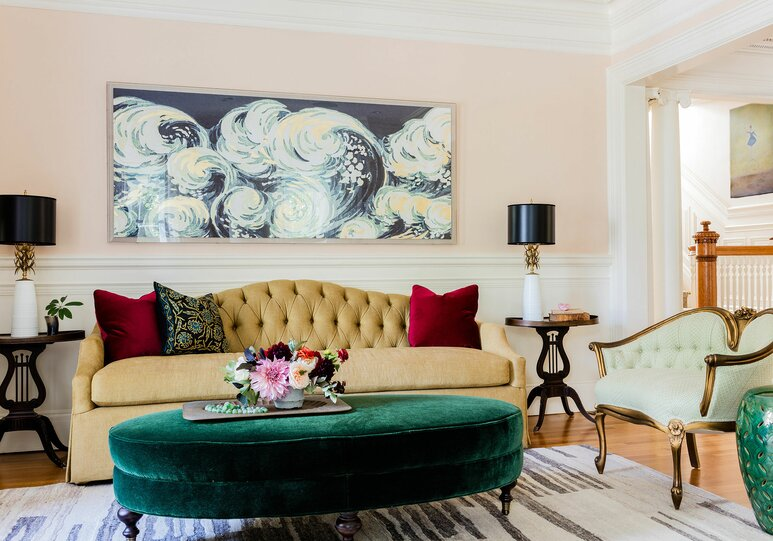 ae0b892c997e How to Decorate a Large Wall | Wayfair.ca
