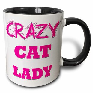 Cat Lady Mug Wayfair