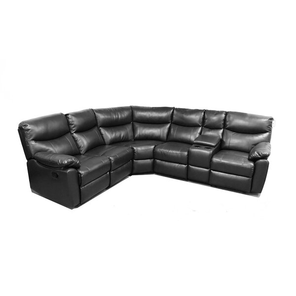 Ryddig Divano Cooper - The Milano Reclining Modular Corner Sofa | Wayfair LE-95