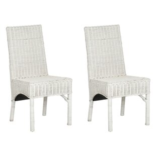 Affordable Fairmont Side Chair (Set of 2) by Highland Dunes Reviews (2019) & Buyer's Guide