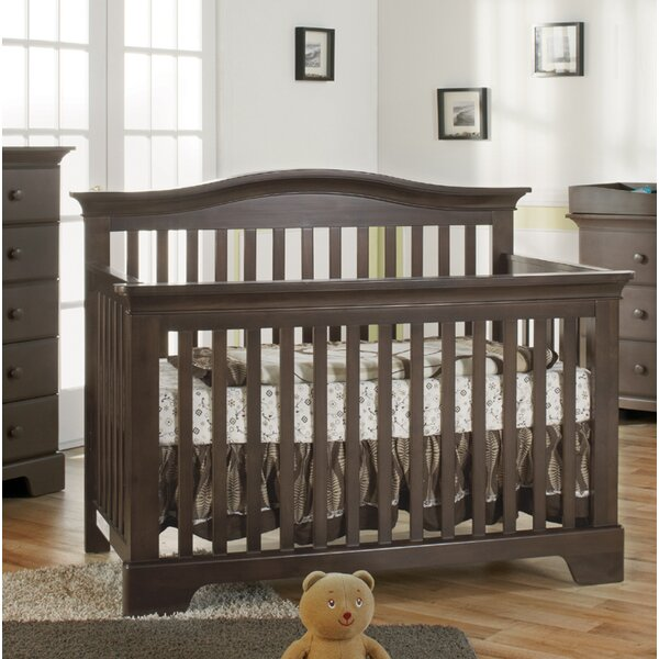 Volterra Forever 4-in-1 Convertible Crib