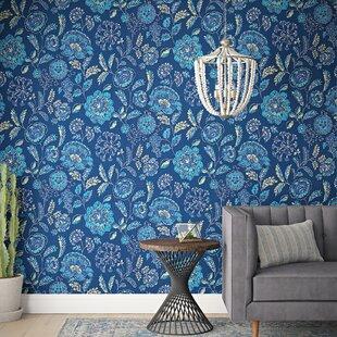 . Navy All Wallpaper   Wayfair