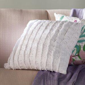 Rowena 100% Cotton Throw Pillow