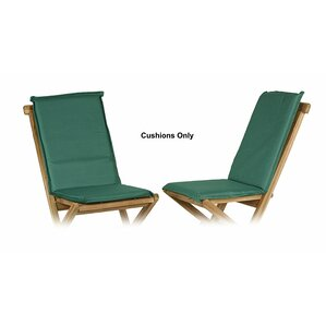 Outdoor Adirondack Chair Cushion (Set Of 2)