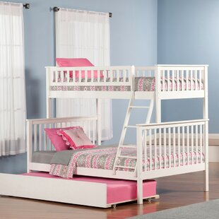 Shyann Bunk Bed With Twin Trundle by Viv + Rae 2019 Coupon