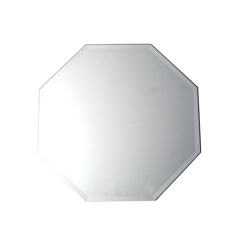 Mercer41 24 Piece Hardee Beveled Frameless Mirror Set Wayfair